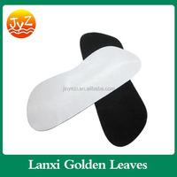 Anti-blister footcare insoles/ heel grip/ heel liner,Leather shoe heel liner