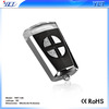 Wireless Automatic 4 buttons Metal RF Remote Control for leectric garage YET146