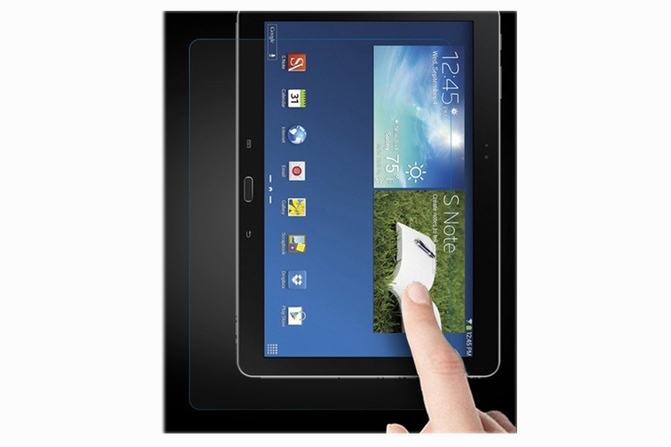 Melhor custom made protetor de tela de vidro temperado para samsung Tab 2 10.5 P5100/N8000