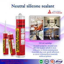 Neutral Silicone Sealant/ thermal insulation silicone sealant/ clear coat for silicone sealant adhesive