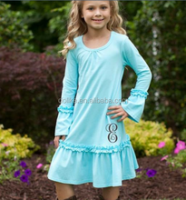 2015 wholesale party dress for adult 100% cotton kids dresses kids party wear dresses for girls