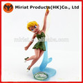 venta caliente tinkerbell hadas anime figura de juguete