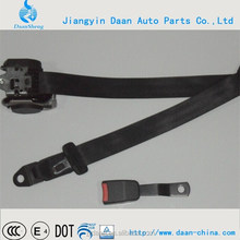 DAAN black cover buckle specialized for safety seat belt