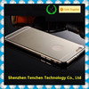 Metal Aluminum Mirror Frame Case For iPhone 6/ 6 Plus With Acrylic Mirror Back Cover