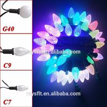 C7 C9 G40 Christmas Holiday LED bulb mini christmas light bulbs