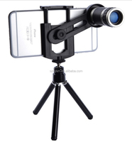 for galaxy note 3 /apple/sonny/HTC etc 8X universal zoom lens with tripod