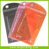 China Factory Customized Wholesale Cheap Plastic Ziplock Clear PVC Bag