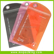 China Factory Customized Wholesale Cheap Plastic Ziplock Clear PVC Bag