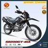 High Quality Pit Bike Black Dirt Bike 200CC Pit Bike for Sale Cheap SD200GY-10A