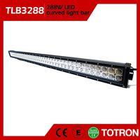 "TOTRON Square Design Competitive Price High Brightness Led Light Usa Important 18"" Car Bar"