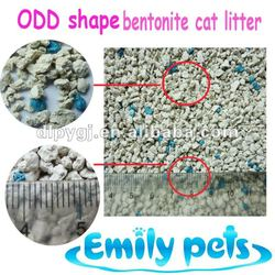 High Adsorption Pet Products Irregular Mineral Pet Sand 5L