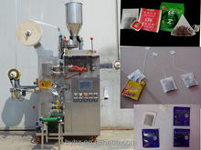 Automatic Tea Packing Machine with Thread and tag inner bag and outer bag YB-180C