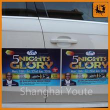 promotion printed product car door sticker and decal painting car sticker
