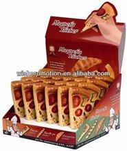 promotion pizza shape ball pen