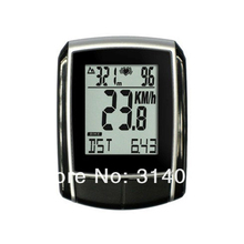 Wireless Waterproof LCD Bike Bicycle Cycle Computer Odometer Speedometer Timer DREAM SPORT