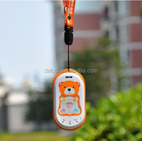 Smart tracker GK301 CE approved kids mobile phone gps tracker with sos panic button