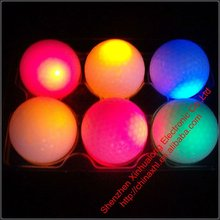Red and Many Other LED Bulb Used Golf Ball