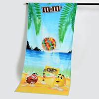Microfiber printed beach towel ,beach towel fabric ,towel beach