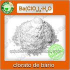 98% fogo de artifício matéria-prima de bário clorato atacado