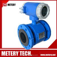 Electronic water flow sensor