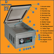 vacuum packing machine with famous brand pump