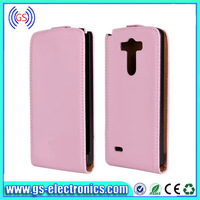 ULTRA SLIM Vertical Leather Flip Case Mobile Phone Cover for LG G3