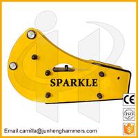 Bobcat Loader Hydraulic Breaker jack hammer for backhoe loader hydraulic breaker