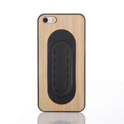 Hot products blank wood case for iphone 5/5s