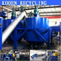 for sale waste plastics recycling machines in india