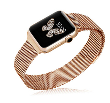 Luxury elegance For Apple Watch Metal Band, high quality strap for apple watch with