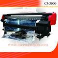 Calidad convialbe/Precio favorable CJ-3000 Impresora de Gran Formato