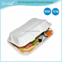 Biodegradable Noshery Food box Food container and Food packaging