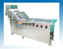 ~Manufacturer~ fruit and vegetable bubble washing machine (stainless steel) (food-grade parts)
