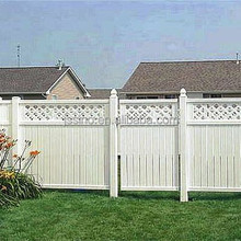 the most popular wpc fence types chosen by homeowners