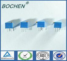BOCHEN 3299X 0.5 watt 6mm rotary potentiometer 10k with switch