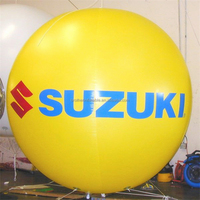 inflatable giant ballons to printing logo