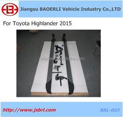 Hot sale! car foot pedal fit for Toyota Highlander 2015