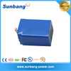 Deep cycle rechargeable 24v 10ah golf car battery pack high quality 24v lithium battery for energy storage systerm