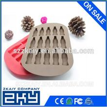 High hot sale 100% Food Grade Silicone Ice Tray Molds