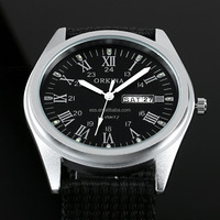 2015 Casual Lifestyle Timepieces Steel Case Japan Movement Leather Band Men's Gentleman Watch WA052