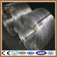 alibaba china manufacture!!!!hot dipped galvanized wire/galvanized iron wire