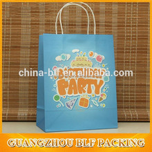 (BLF-PB733)Gift paper bags for birthday