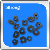 SILICONE rubber power switches parts