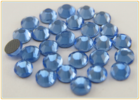 LT.sapphire Hotfix Crystal Stone Strass Hotfix Decoration Rhinestone Motif