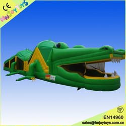 giant inflatable obstacle for adult, cheap adult inflatable obstacle course