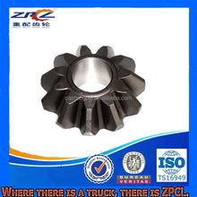 الصين الصانع iso/ ts16949 معتمد الثقيلة قطع غيار الشاحنات والعتاد ترس العنكبوت القياسية وغير قياسي