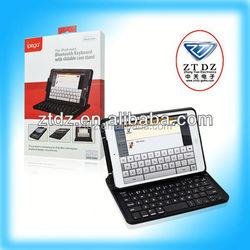 Wholesale IPEGA PG-IPM015 bluetooth 3.0 keyboard for ipad air tablet,,