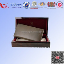 Hot sale,special and unique wallet durable gift box /custom new style gift box