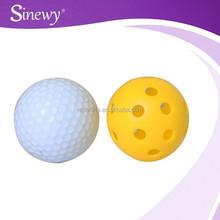 Factory Sales LED floating golf balls sale manufacturer for exercise