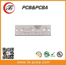 Aluminium pcb for spot lights,electronic aluminum pcb,aluminum pcb prototype enig in shenzhen